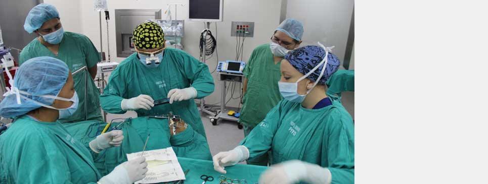 11 operaciones de Labio fisurado y paladar hendido fueron un éxito, en El Puyo