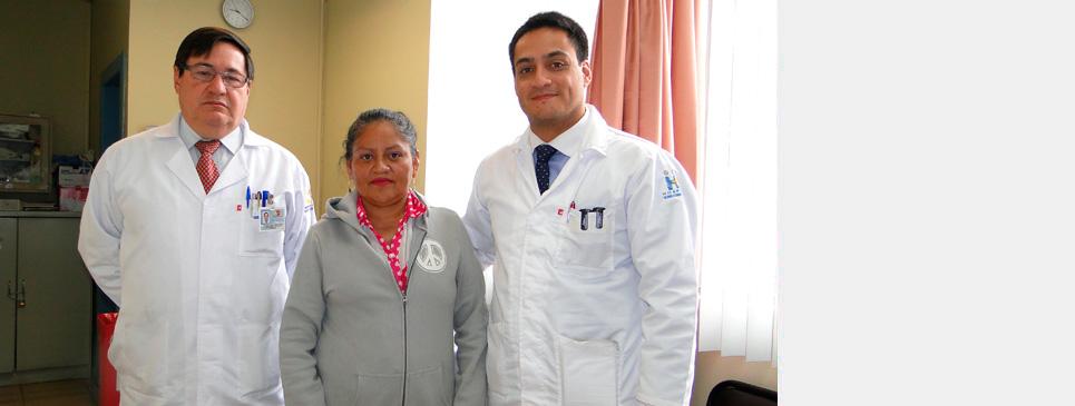 Tratamiento de Tumores del Tórax en el HVCM