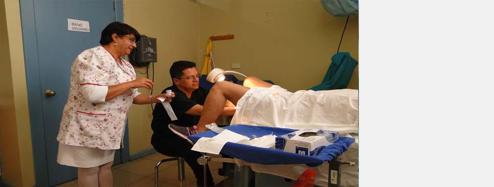 HOSPITAL VICENTE CORRAL MOSCOSO OFRECE DETECCION OPORTUNA CONTRA EL  CÁNCER DE CUELLO UTERINO
