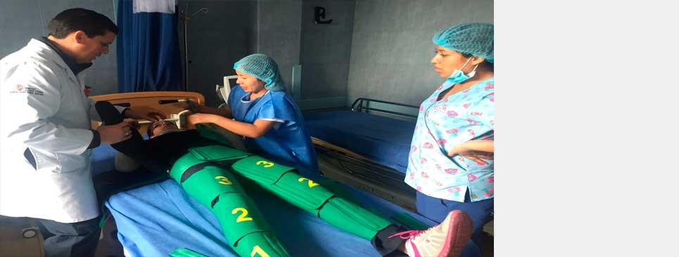 CON EL FIN DE REDUCIR MORTALIDAD MATERNA NEONATA HOSPITAL VICENTE CORRAL MOSCOSO EFECTÚA TALLERES CON PROFESIONALES